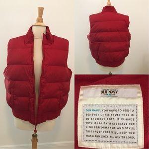Winter Bubble Vest